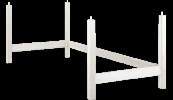 Unterbauelement H 80 cm, weiß