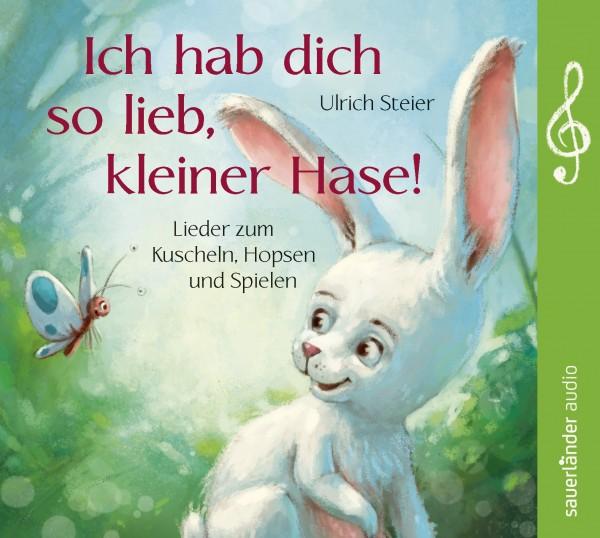 Ich hab dich so lieb, kleiner Hase! - CD