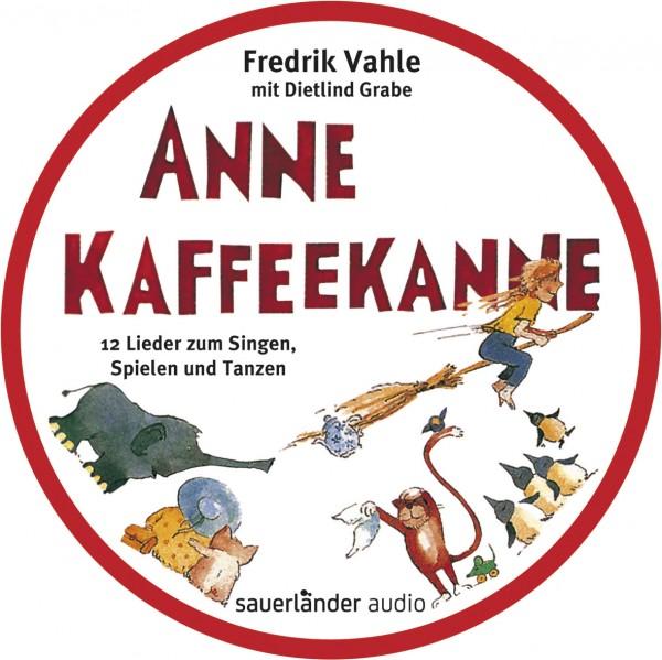 Anne Kaffeekanne - CD