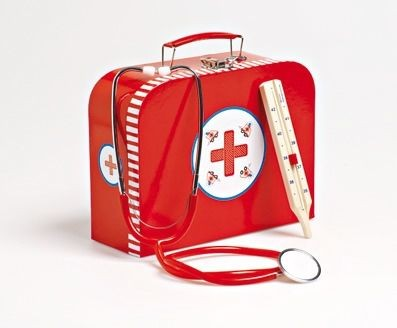 Spielzeug Arztkoffer