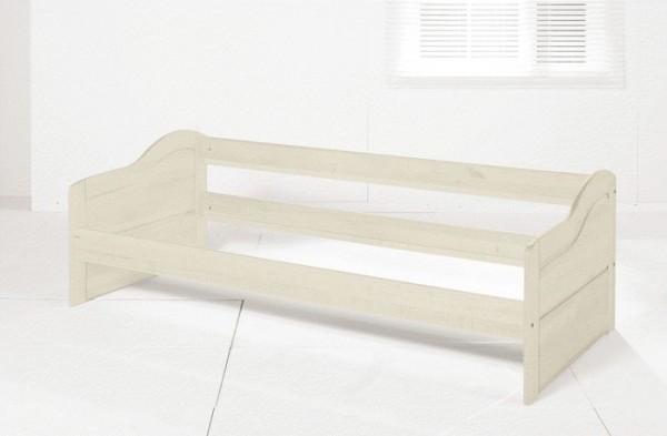 Carla Sofa-Bett, naturweiß 90x200 cm