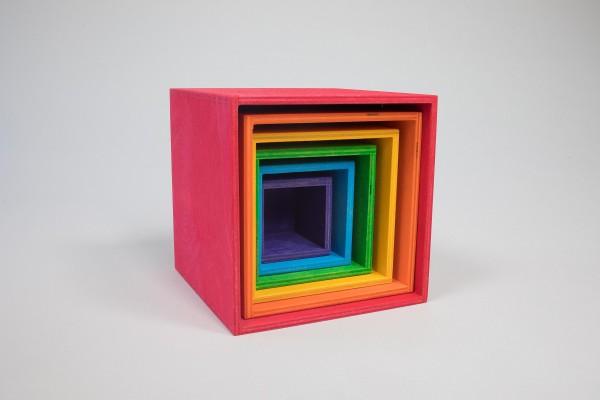 Großer Kistensatz, Regenbogen, von Grimm's