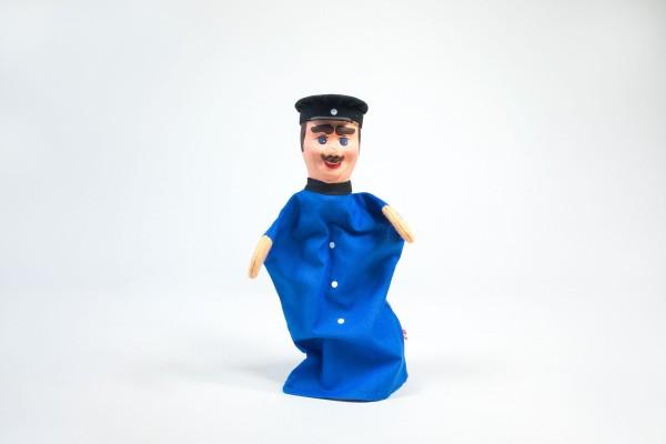 Kasperletheater Handpuppe Polizist