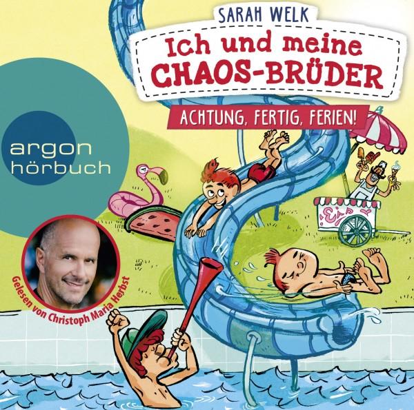 CD Ich und meine Chaos-Brüder