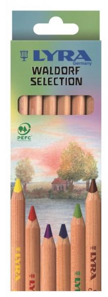 Lyra Waldorf Selection 6 Farben