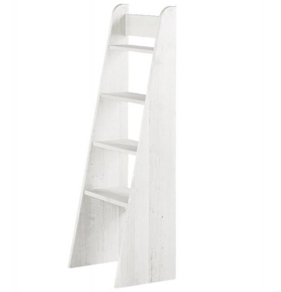 Treppenleiter 100cm, weiß
