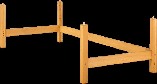 Lisa Unterbauelement 90/200/60 cm halbhoch