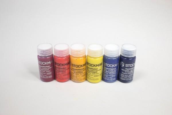 Aquarellfarben Grundsortiment von Stockmar
