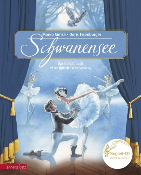 Schwanensee Musikbilderbuch mit CD