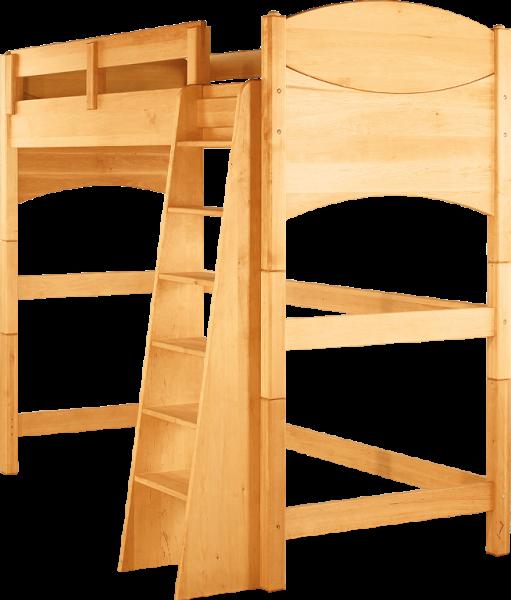 SET Unterbauelement für Halbhohes Bett 140cm