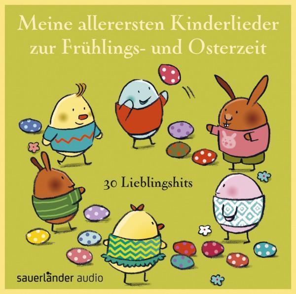 CD Meine allerersten Kinderlieder zur Frühlings- und Osterzeit