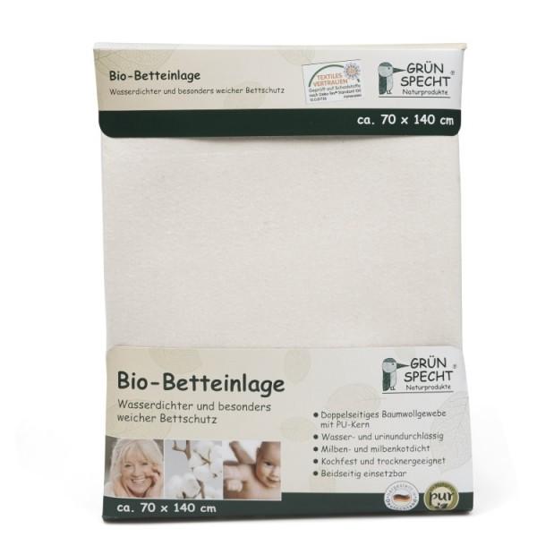 Bio-Betteinlage, wasserdicht 50x70cm