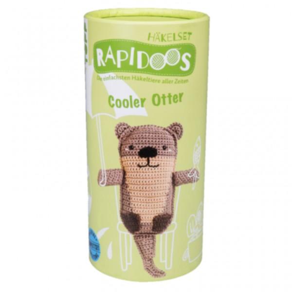 Häkel-SET Otter