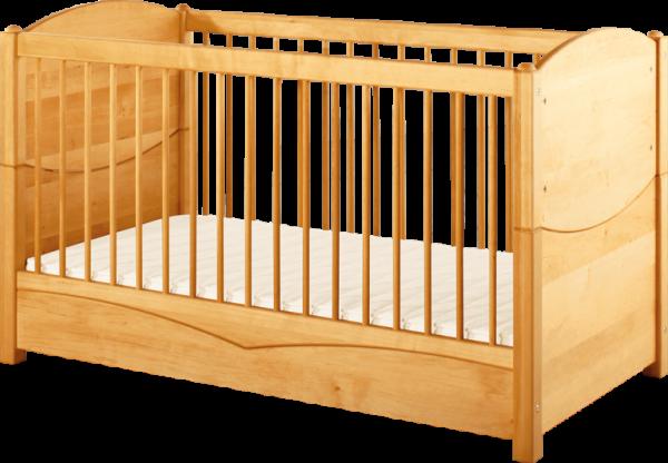 Silas Baby- und Kinderbett