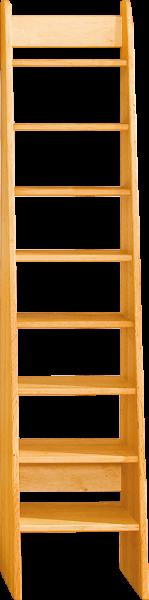 Lisa Sprossenleiter zum Hochbett, 180 cm