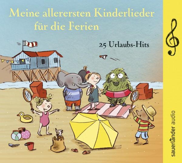 CD Meine allerersten Kinderlieder für die Ferien