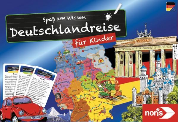 Noris Deutschlandreise für Kinder