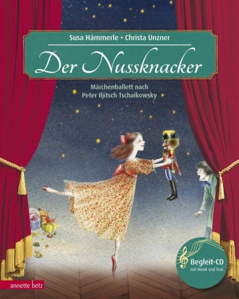 Der Nussknacker, mit Begleit-CD