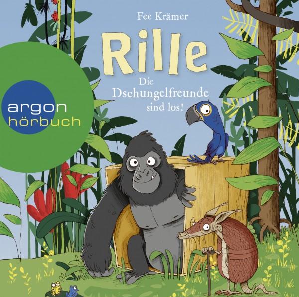 CD Rille - Die Dschungelfreunde sind los!