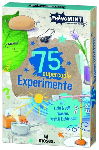75 supercoole Experimente