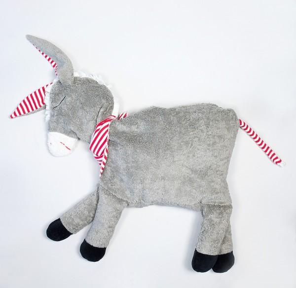 Kuschelkissen Esel