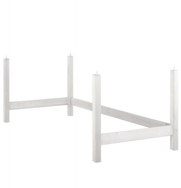 Set Unterbauelement 80cm, weiß