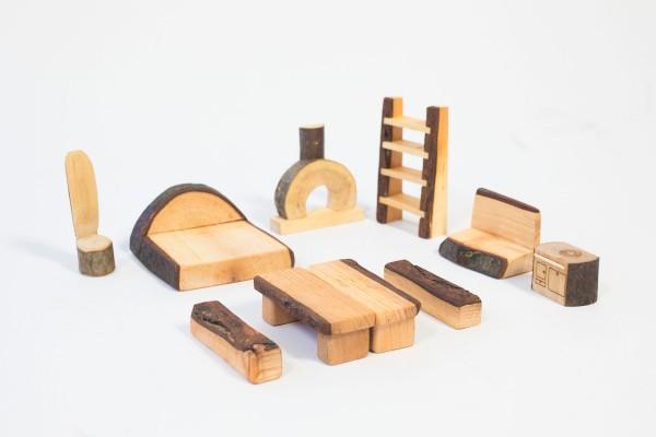 Möbel für Zwergenwohnung