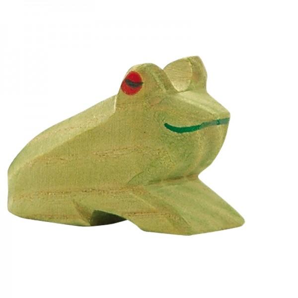 Frosch sitzend von Ostheimer