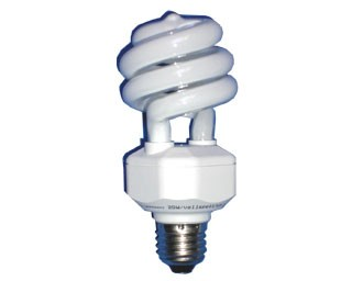 Vollspektrum-Energiesparlampe Welle