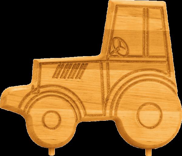Traktor für Max Garderobe