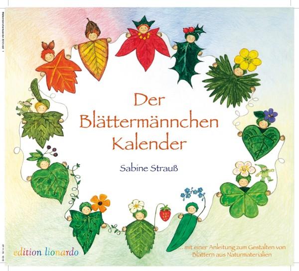 Blättermännchen Kalender