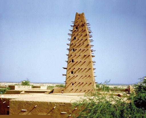 Agadez + Erweiterung