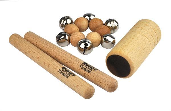 Kleines Percussion Set