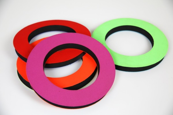 Frisbee Wurfring
