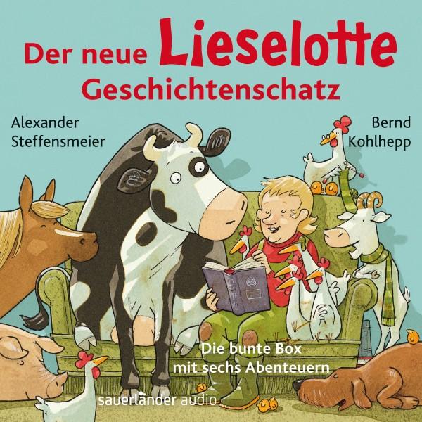 CD Der neue Lieselotte Geschichtenschatz