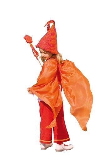 Feenflügel, orange