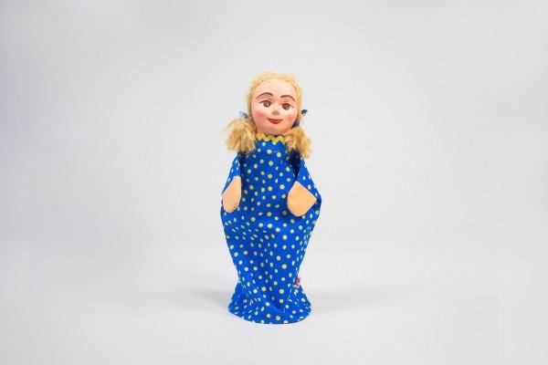 Kasperletheater Handpuppe Gretel