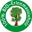 Bio-Erlenmassivholz