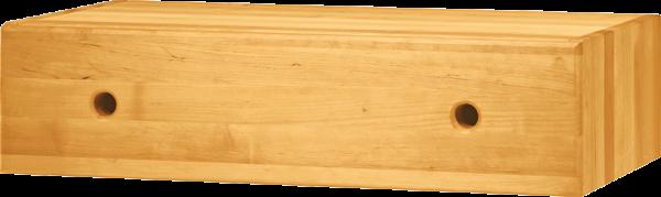 Max Regalwürfel 20 x 80 cm mit Schubkasten
