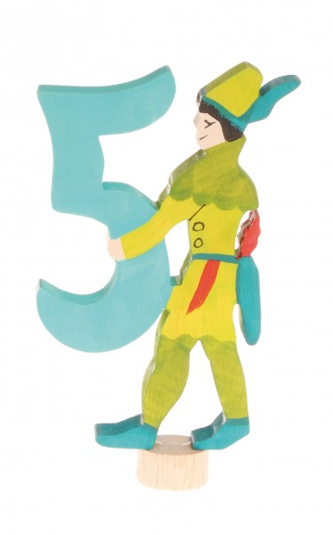 Märchenzahl 5 - Robin Hood