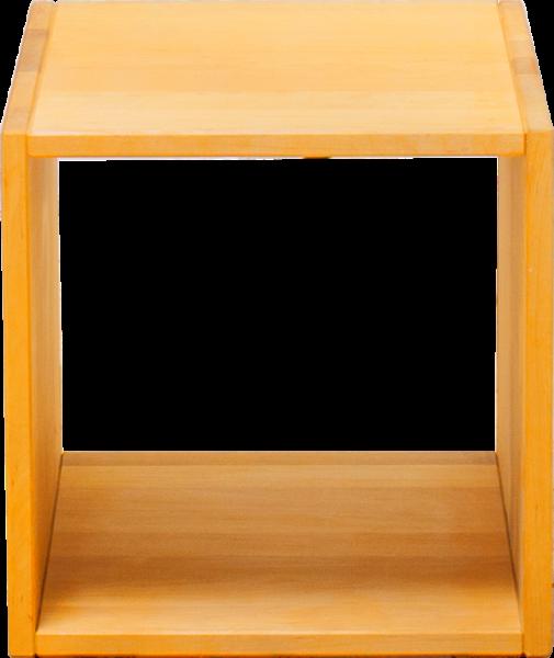 Max Regalwürfel, 40 x 40 cm, offen