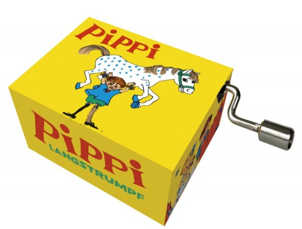 Spieluhr Pippi Langstrumpf