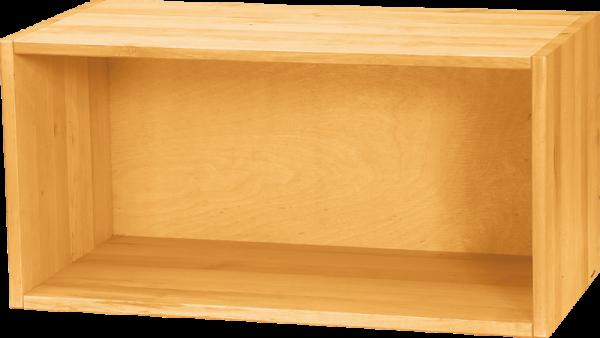 Max Regalwürfel 40 x 80 cm, geschlossen