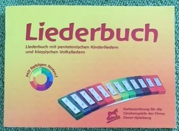 Kinderliederbuch für Glockenspiel