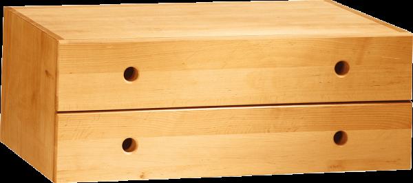 Carlo Schubladenelement breit