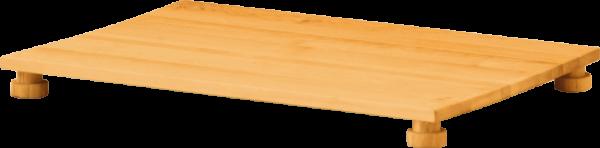 Mega Max Sockel mit Füßen, 80 cm