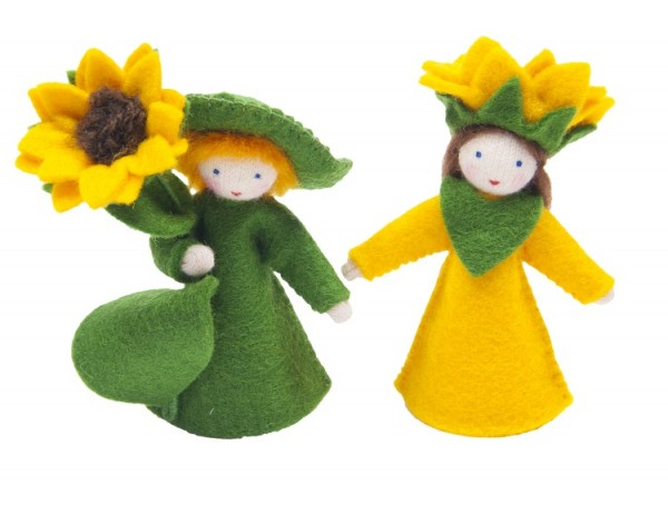 Sonnenblumenkinder