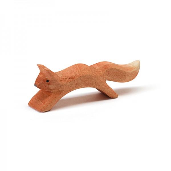 Eichhörnchen springend