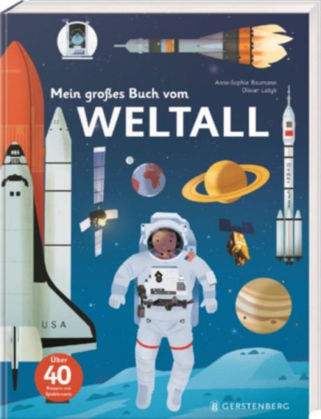 Mein großes Buch vom Weltall