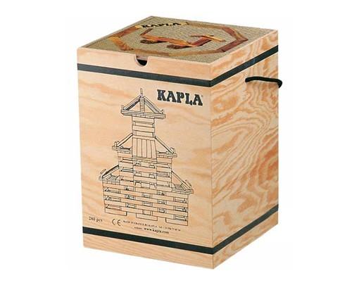 KAPLA® Baukasten, 280 Teile
